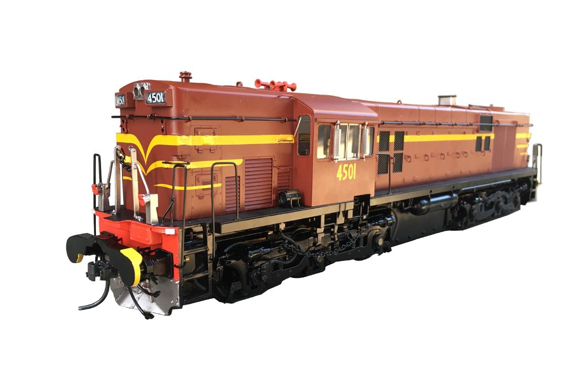O Scale Australia 45 Class