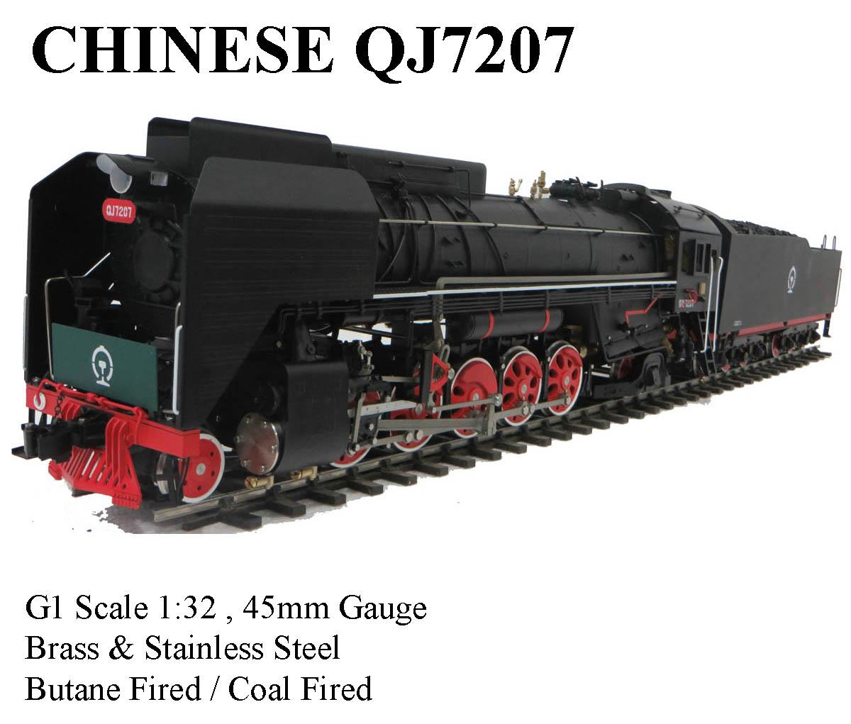 G1 Scale China Qianjin