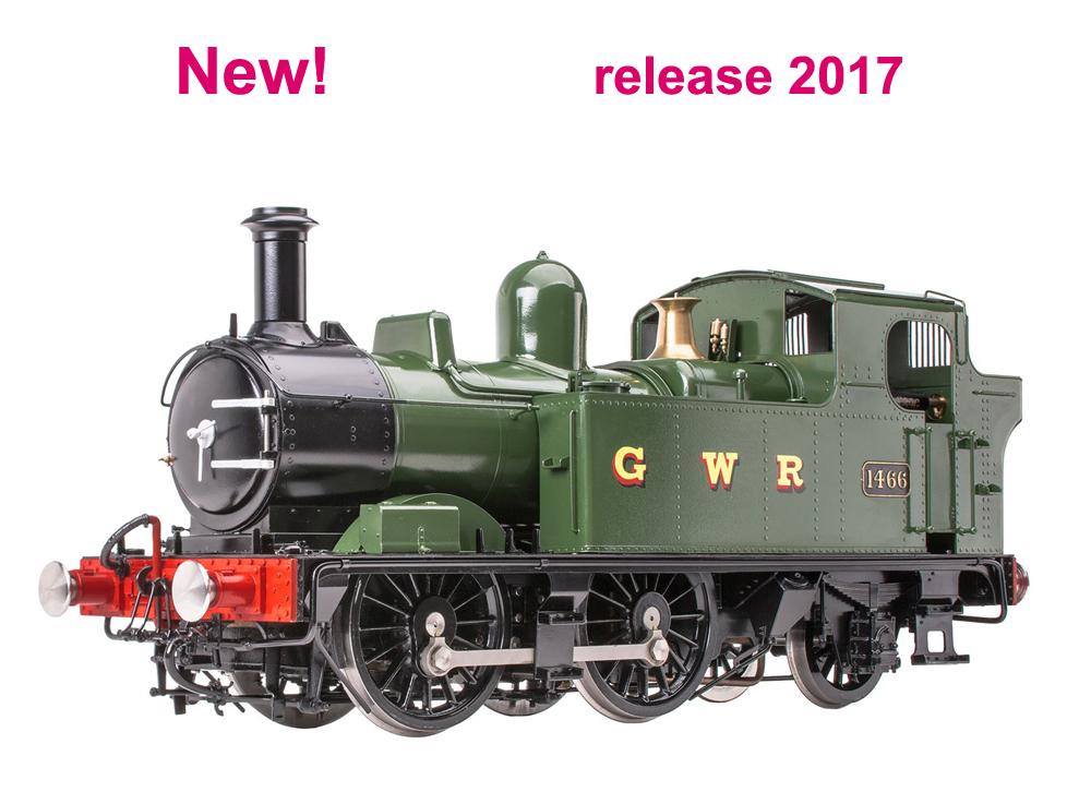G1 Scale British 14XX