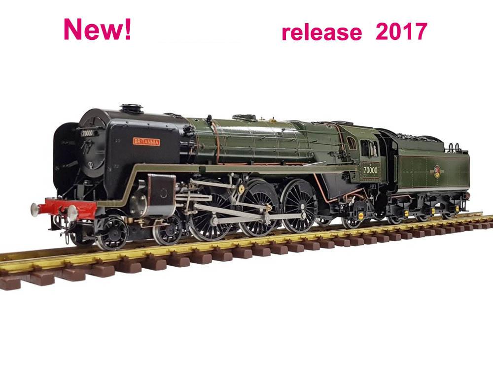 G1 Scale British Britannia