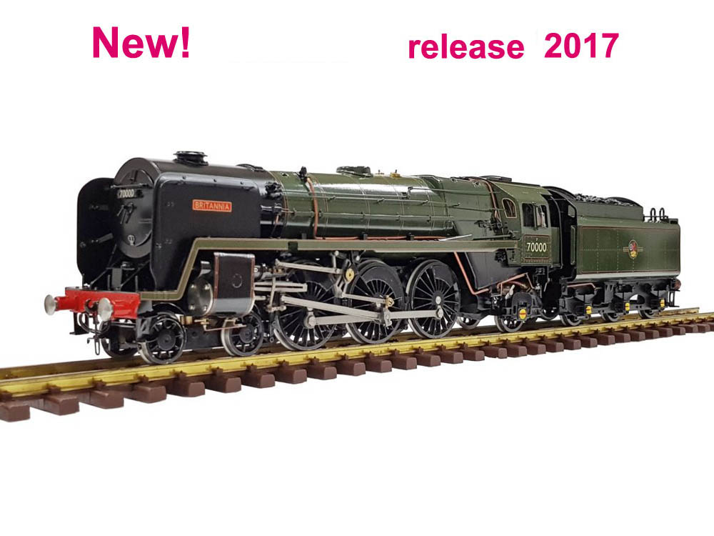 G1 Scale :  Britannia